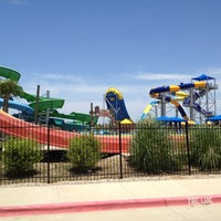 Photo taken at Hawaiian Falls by Cait D. on 6/2/2012