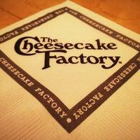 Photo taken at The Cheesecake Factory by Djundi K. on 5/30/2012