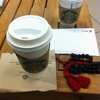 Photo taken at Starbucks by Ahmad A. on 4/28/2012