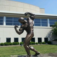 Photo taken at Franklin County Veterans Memorial by David C. on 5/19/2012
