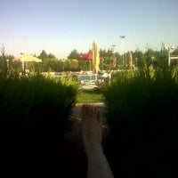 Photo taken at Gumusova Resort Hotel by Pelin K. on 6/23/2012