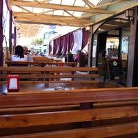 Photo taken at Ristorante Bar Pattinaggio by Korhan G. on 8/11/2012