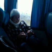 Foto tomada en Bus UVM por Daniel A. el 6/12/2012