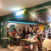 Photo taken at SUBWAY by Kelvin C. on 6/27/2012