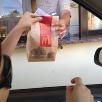 Photo taken at McDonald's by Bia C. on 7/29/2012