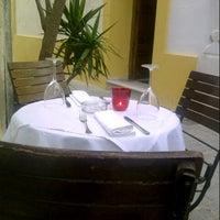 Photo taken at La Sacristia by Chisqui G. on 7/14/2012