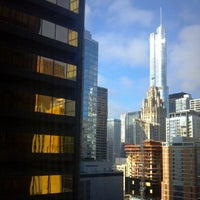 Photo taken at DoubleTree by Hilton Hotel Chicago - Magnificent Mile by BD K. on 9/9/2012