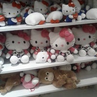 Photo taken at Sanrio by Douglas G. on 7/21/2012