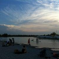 Photo taken at Riemer See by EliVillasante on 8/20/2012