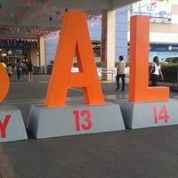 Photo taken at SM City Sucat by Jeicee on 7/12/2012