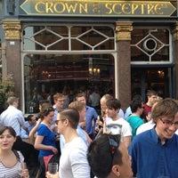 Photo taken at Crown & Sceptre by Adam R. on 5/24/2012
