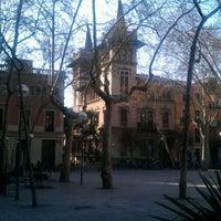 3/24/2012 tarihinde Jaume M.ziyaretçi tarafından Plaça de la Virreina'de çekilen fotoğraf