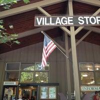 Photo taken at Yosemite Village Store by Ben C. on 9/5/2012