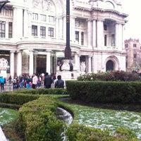 Photo taken at Estacionamiento by Ana C. on 2/26/2012