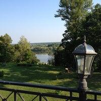 Photo taken at Зеленая зона by Maria V. on 7/4/2012