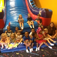 Photo taken at Pump It Up by Kimberly W. on 9/8/2012