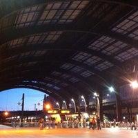 Photo taken at Estación de A Coruña-San Cristobal by Xose R. N. on 8/17/2012