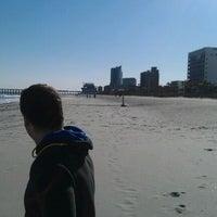 Photo taken at By Da Beach by Lennon P. on 3/9/2012