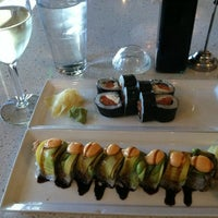 Photo taken at Sushi Maki Kendall by Carlos J. on 3/19/2012