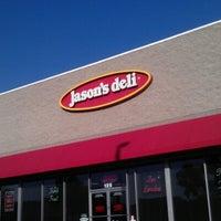 Photo taken at Jason's Deli by Jason N. on 8/15/2012