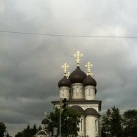 Photo taken at Ryazansky Avenue by Margarita G. on 7/16/2012