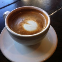 Photo taken at Bourbon Coffee by Nicole d. on 4/19/2012