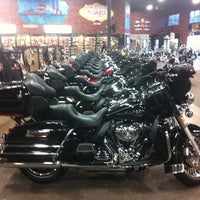 Photo taken at Milwaukee Harley-Davidson by Mary M. on 5/12/2012