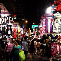 Photo taken at Ladies' Market 女人街 by PoopAe W. on 4/15/2012