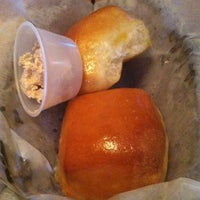 Photo taken at Texas Roadhouse by Mary Claire H. on 6/21/2012