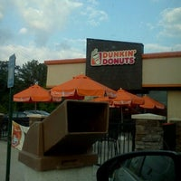 Photo taken at Dunkin' Donuts by Dawn C. on 5/1/2012