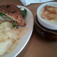 Photo taken at Jason's Deli by Dizzle D. on 7/24/2012