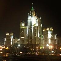 Photo taken at Bolshoy Ustyinsky Bridge by Илья on 9/6/2012