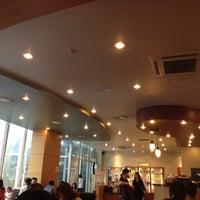 Photo taken at Starbucks by sangyeon l. on 7/28/2012