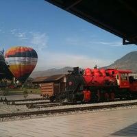 Foto tomada en Estación de Tren Chimbacalle por David G. el 7/18/2012