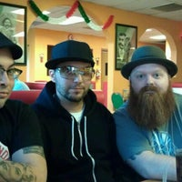 Photo taken at Pueblita Authentic Mexican Restaurant by Peachy on 4/11/2012