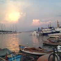 6/3/2012 tarihinde Sezenziyaretçi tarafından Urla İskele'de çekilen fotoğraf