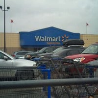 Photo taken at Walmart Supercentre by Benjie O. on 2/25/2012