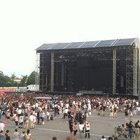 Foto scattata a Fiera di Bergamo da Follie il 6/30/2012