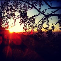Photo taken at Topanga Canyon Lookout by Narciso A. on 6/7/2012