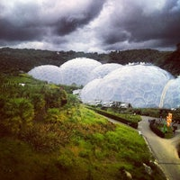 Photo taken at The Eden Project by Max D. on 8/12/2012