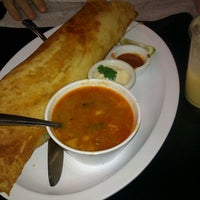 Photo taken at Tiffins India Cafe by Mkperks on 2/8/2012