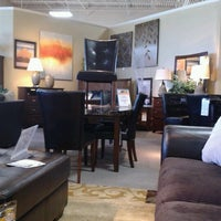 ... Photo Taken At Ashley Furniture HomeStore By Jill M. On 3/31/2012 ...