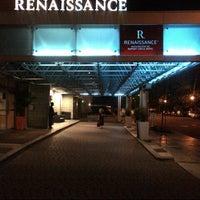 Photo taken at Renaissance Washington, DC Dupont Circle Hotel by Matt S. on 8/22/2012