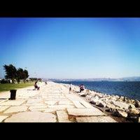 9/5/2012 tarihinde Nihan D.ziyaretçi tarafından Bostanlı Sahili'de çekilen fotoğraf