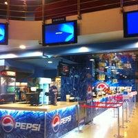 Photo taken at Grand Cinemas by beiruting on 2/18/2012