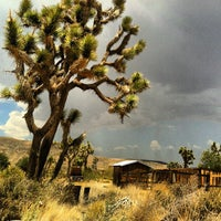 Photo taken at Pappy & Harriet's Pioneertown Palace by Jonathan E. on 8/10/2012
