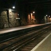 Photo taken at Green Lane Railway Station (GNL) by Martyn B. on 3/1/2012