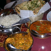 Photo taken at Moghul Fine Indian Cuisine by Tiffany K. on 4/11/2012