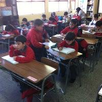Photo taken at Escuela Pedro Pablo Lemaitre E-23 by Nidia on 8/24/2012