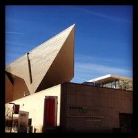 Foto tomada en Denver Art Museum por nikhil t. el 3/23/2012